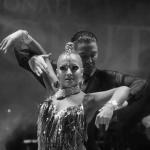 Danze Latino americane Gianni e Eleonora Scandiffio protagonisti di Paso Doble una vita per il ballo real time