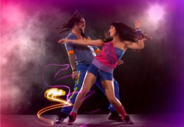 Dance Zumba Energy