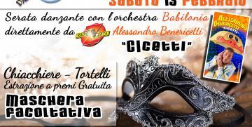 Veglione di Carnevale 2016 – Cicetti Radio Zeta