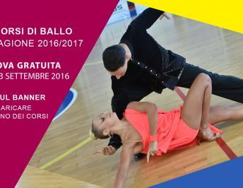 Prove Corsi Dance Dance Dance Stagione 2016 – 2017