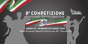 Programma di Gara 8° Dance Dance Dance 03 – 04 Marzo 2018