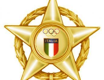 Stella di bronzo conferita dal CONI