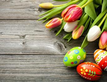 Sabato 26 Marzo chiuso per feste Pasquali