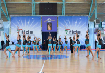 Show Dance Latin e Syncro